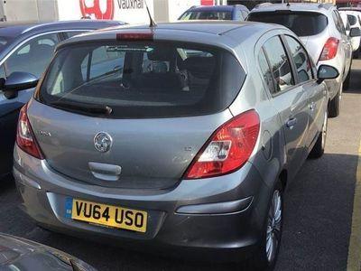 used Vauxhall Corsa 1.2 SE 5dr hatchback 2014