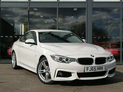 used BMW 425 4 Series d M Sport 2dr Auto [Professional Media]
