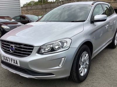 used Volvo XC60 Estate D4 (190bhp) SE Nav (Leather) 5d Geartronic