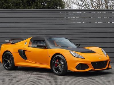 used Lotus Exige SPORT 350 COUPE