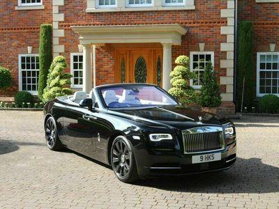 used Rolls Royce Dawn 6.6 V12 Auto 2dr