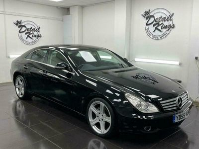 used Mercedes CLS320 CLSCDI 4dr Tip Auto - 1 Year MOT - Free Delivery!
