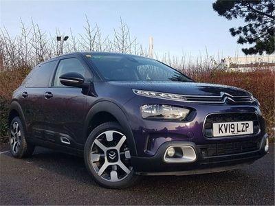 used Citroën C4 Cactus 1.2 Puretech Flair 5Dr [6 Speed]