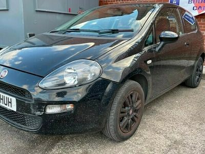used Fiat Punto 1.4 Easy 3dr