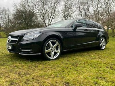 used Mercedes CLS250 CLSCDI BlueEFFICIENCY AMG Sport 5dr Tip Auto