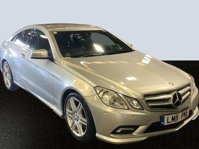 used Mercedes E350 E ClassCDI BLUEEFFICIENCY SPORT