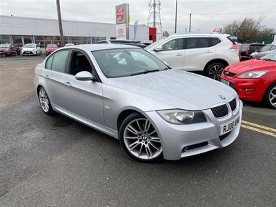 used BMW 325 3 Series i M Sport 4dr Auto