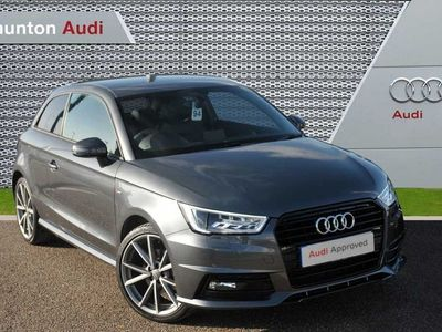 used Audi A1 1.4 Tfsi 150 Black Edition 3Dr S Tronic