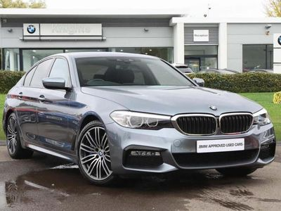 used BMW 530 5 Series d xDrive M Sport Saloon 3.0 4dr