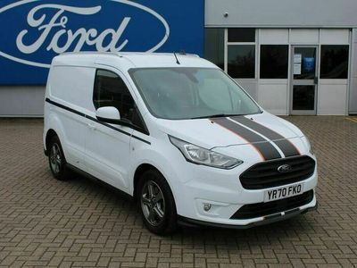 used Ford Transit Connect 1.5 EcoBlue L1 200 Sport (120PS)(EU6dT) Sport
