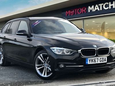 used BMW 320 3 Series 2.0 d Sport Touring Auto (s/s) 5dr