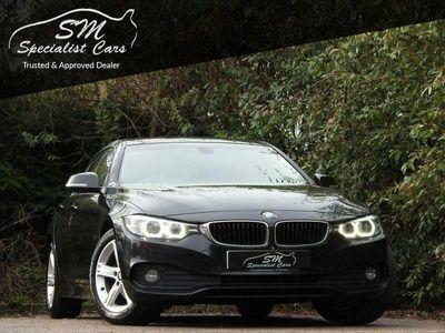 used BMW 420 4 Series d [190] SE [Business Media], 2017 (17)
