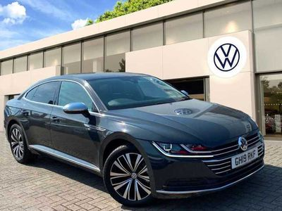 used VW Arteon 1.5 TSI Elegance 150PS DSG