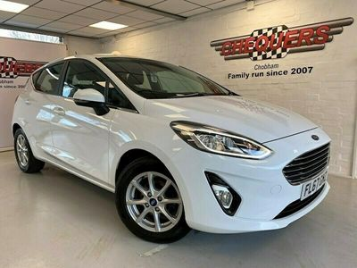 used Ford Fiesta Ti-VCT Zetec Hatchback 2018