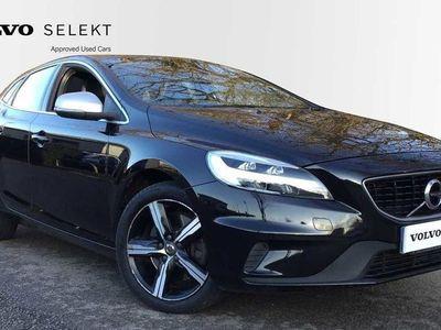 used Volvo V40 T3 R-Design Automatic (Navigation - Rear Park Assist - High Performance Sou 1.5 5dr