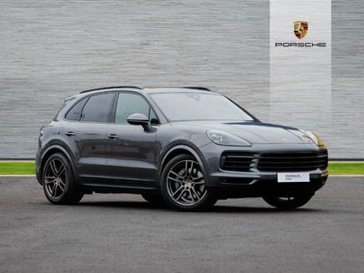 used Porsche Cayenne S 5dr Tiptronic S [5 Seat] 2.9