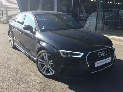 used Audi A3 DIESEL SALOON 1.6 TDI 116 S Line 4dr S Tronic