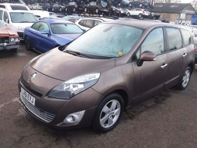 used Renault Grand Scénic 1.6 TD Dynamique TomTom (s/s) 5dr