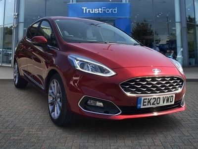 used Ford Fiesta 1.0 5DR VIGNALE EDITION