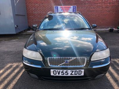 used Volvo V70 2.4D SE 5dr Geartronic [Euro 4]