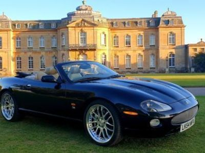 used Jaguar XKR 4.2 Supercharged 2dr Auto, LEFT HAND DRIVE