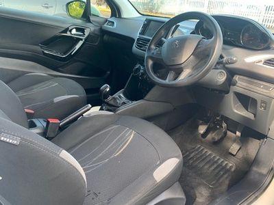 used Peugeot 208 Hatchback 1.2 VTi Active 3d