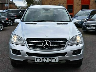 used Mercedes ML280 M Class 3.0CDI SE 5dr