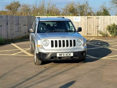 used Jeep Patriot 2.2 CRD Sport 4x4 5dr