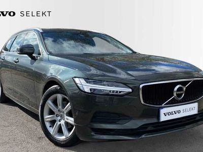 used Volvo V90 D4 Momentum Automatic (Winter Pack, Pilot Assist, Powered Tailgate)