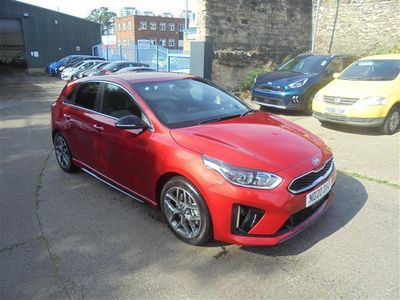 used Kia cee'd HATCHBACK 1.4T GDi ISG GT-Line 5dr