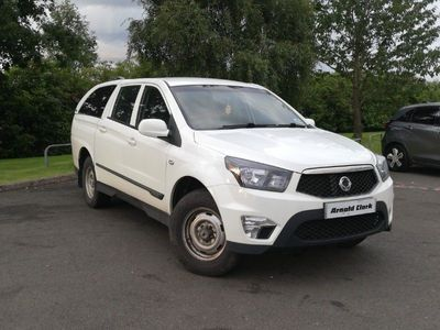 used Ssangyong Kyron Diesel Estate 2.0 S 5dr 4WD Sports