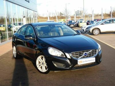 used Volvo S60 2.4 D5 SE Geartronic 4dr