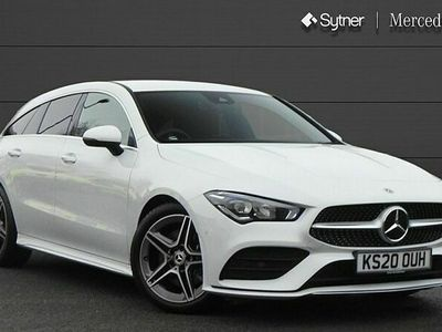 used Mercedes CLA220 Cla ClassAMG Line 5dr Tip Auto 2.0