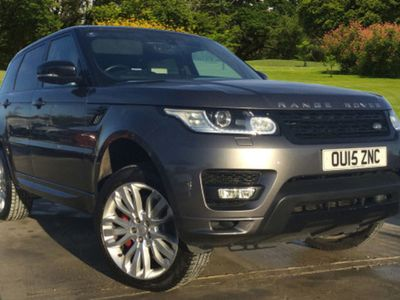 used Land Rover Range Rover Sport 3.0 SDV6 [306] Autobiography Dynamic 5dr Auto Diesel Estate