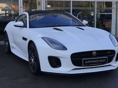 used Jaguar F-Type P300 Chequered Flag Coupe coupe special editions