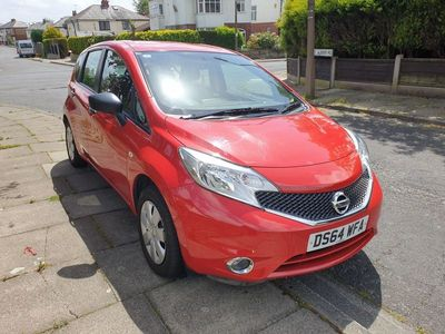 used Nissan Note 1.5 dCi Visia 5dr (a/c)