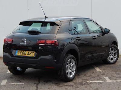 used Citroën C4 Cactus 1.2 PureTech Feel 5dr Hatchback Hatchback 2018