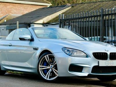 used BMW M6 Cabriolet 4.4 M DCT (s/s) 2dr
