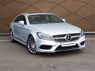 used Mercedes CLS350 CLSAmg Line Premium 4Dr 9G-Tronic