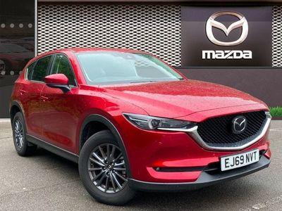 used Mazda CX-5 2.0 Se-l Nav Plus 5dr