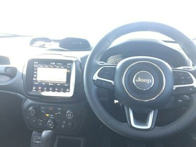 used Jeep Renegade 1.3 Gse 150hp T4 Ddct Longitude 5dr