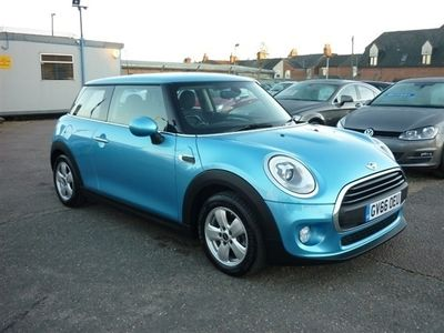 used Mini One D Hatch One3Dr Diesel 1.5