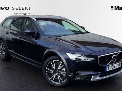 used Volvo V90 CC 2.0 D4 Pro 5dr AWD Geartronic Auto diesel estate