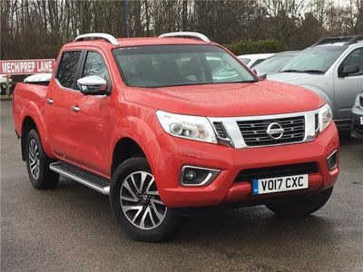 used Nissan Navara Diesel Double Cab Pick Up Tekna 2.3dCi 190 4WD