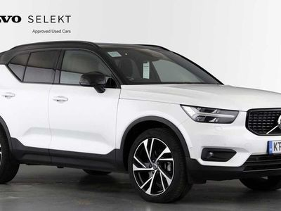 used Volvo XC40 D3 AWD R-Design Automatic-Xenium Pack diesel estate