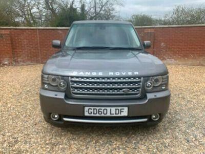 used Land Rover Range Rover Estate 4.4 TDV8 VOGUE SE 4d Auto