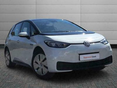 used VW ID3 Life Pro Performance (204ps) Auto Hatchback electric hatchback