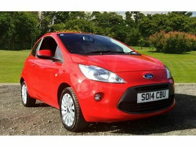 used Ford Ka 1.2 Zetec 3dr [Start Stop]