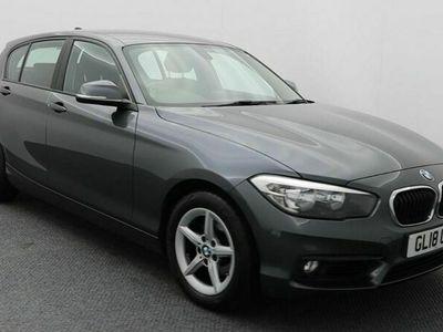 used BMW 118 1 Series i [1.5] SE 5dr [Nav/Servotronic] Step Auto