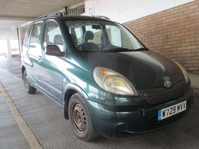 used Toyota Yaris Verso 1.3 Verso 5dr